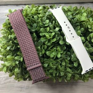 Accessories - Apple Watch Sport Silicone Band & Sport Loop Band